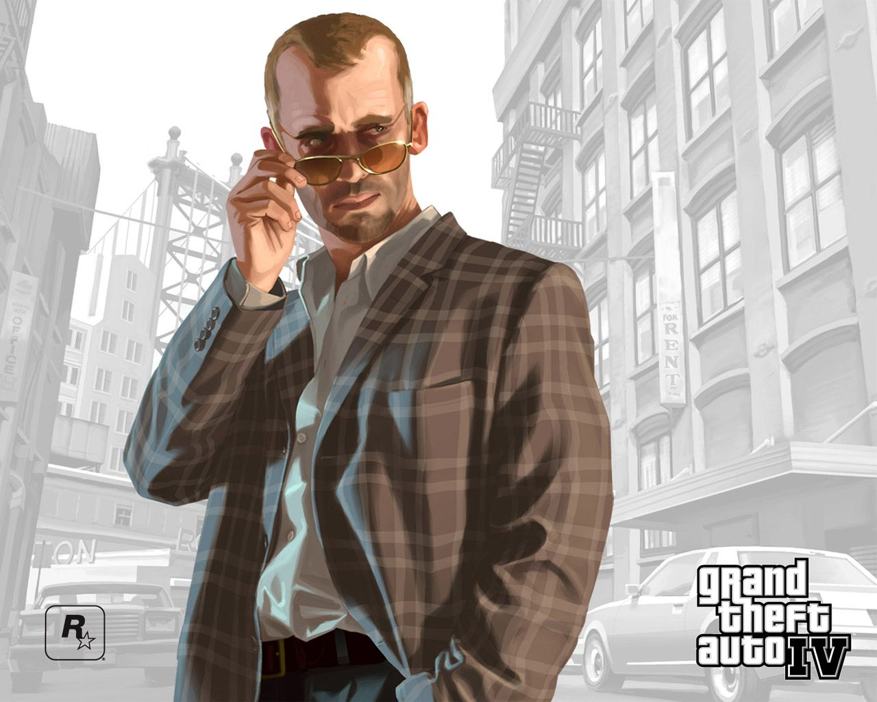 Grand Theft Auto Iv Grand Theft Auto 4 Wallpapers Gta 4 Gta Jogos