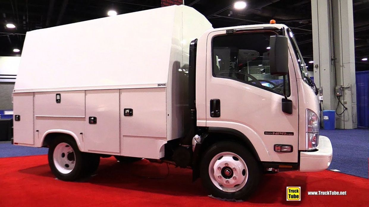 2020 Isuzu Npr Hd Recreational Vehicles Diesel Trucks Cab