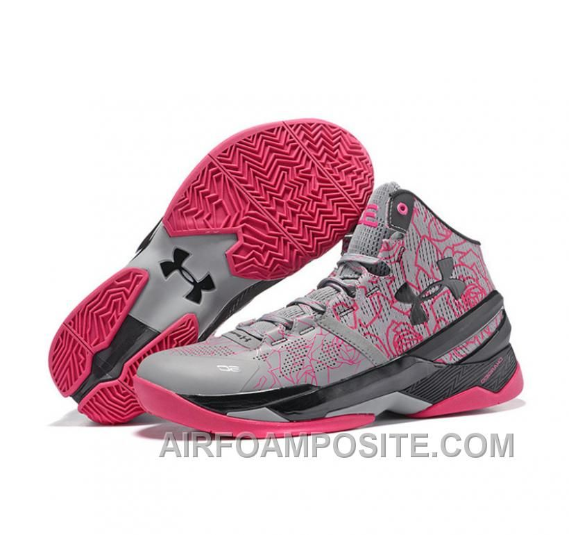 Under Armour Stephen Curry 2 Shoes Pink DWast
