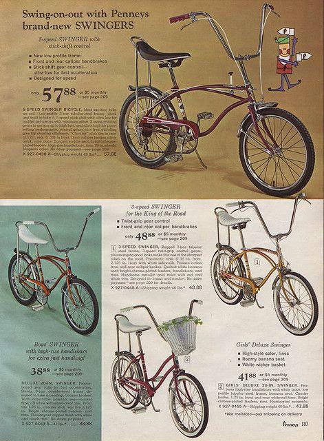 1966 Penneys Christmas Catalog P187 By Wishbook Via Flickr Bicycle Christmas Catalogs Christmas Memory