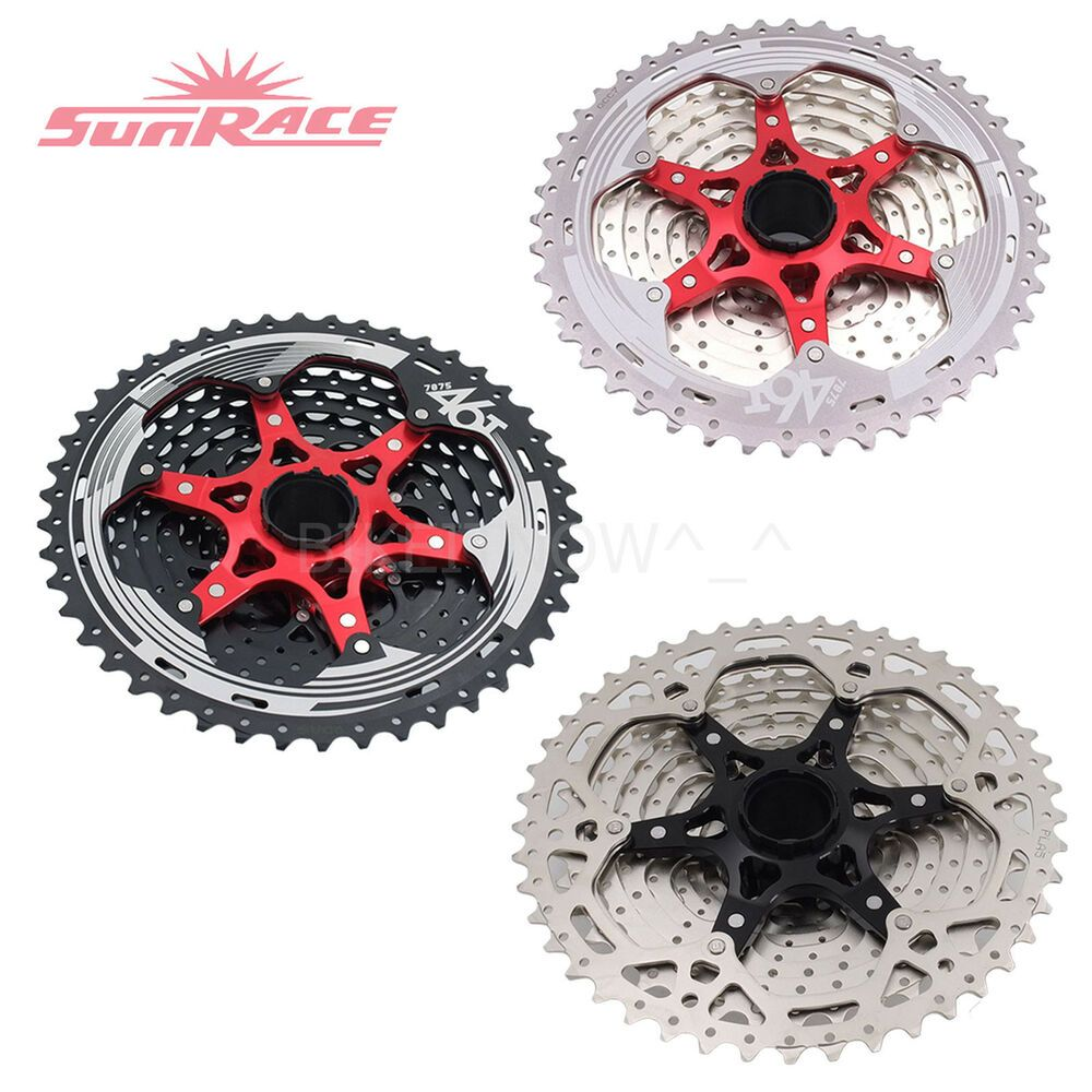 SunRace Silver 10 speed chain 110 links Hollow Pin