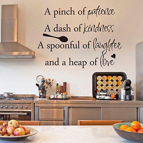 Parole Sul Muro Creativo Cucine Arredamento E Decorare Le Pareti