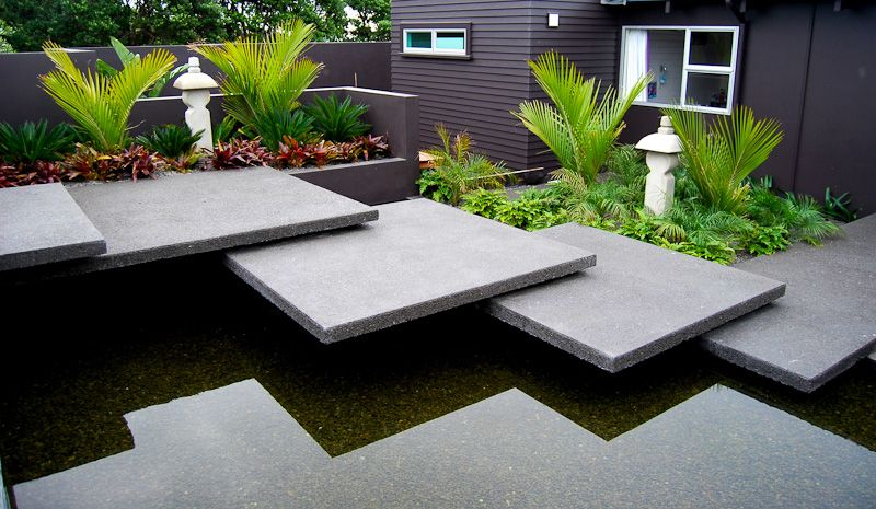 Creative modern landscaping create a scape new for Creative landscape design