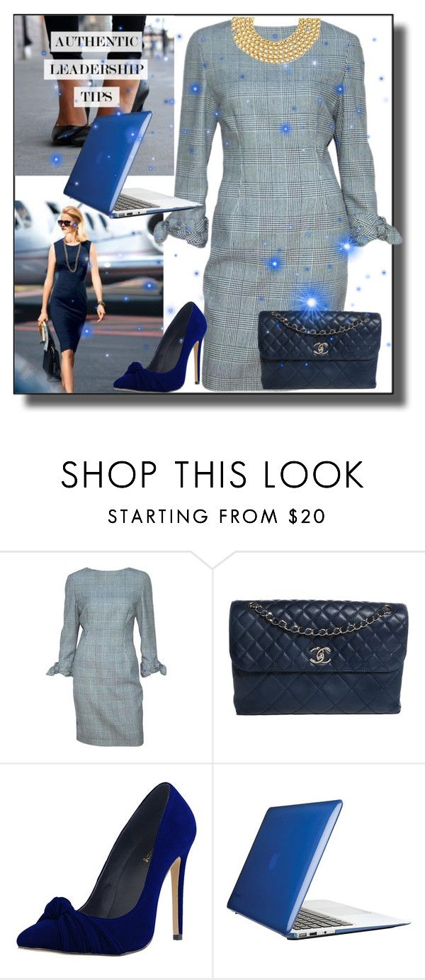"""""""Work Wear"""" by sheri-gifford-pauline ❤ liked on Polyvore featuring Chanel, Speck, WorkWear, love and fashianoalogy"""