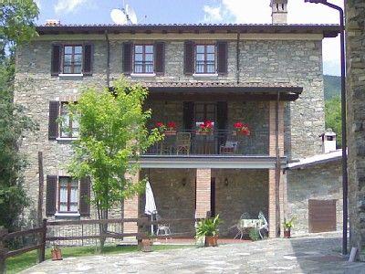 House near Piacenza