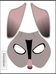 Free Bilby Mask