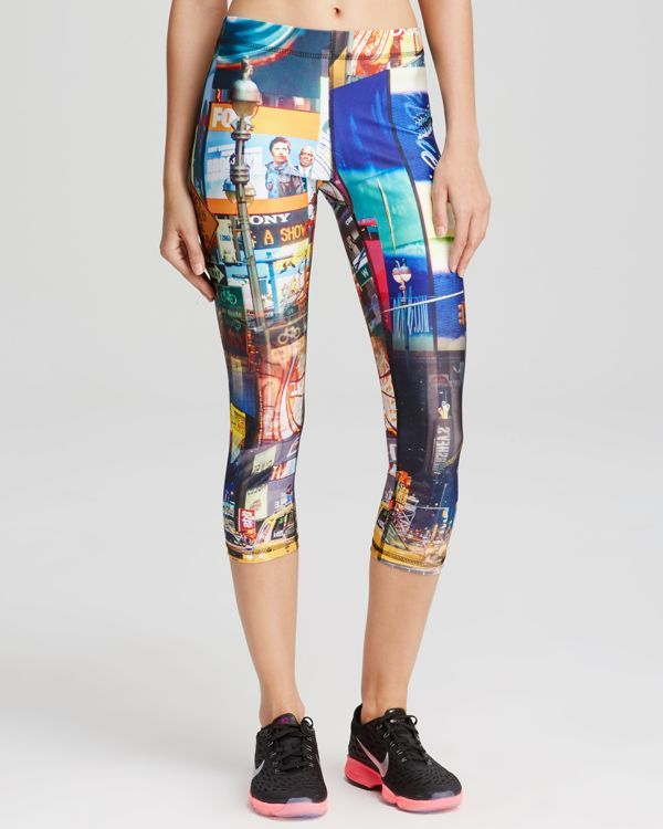 d1f9ad07 Zara Terez Leggings - Times Square Capri | Products | Pinterest