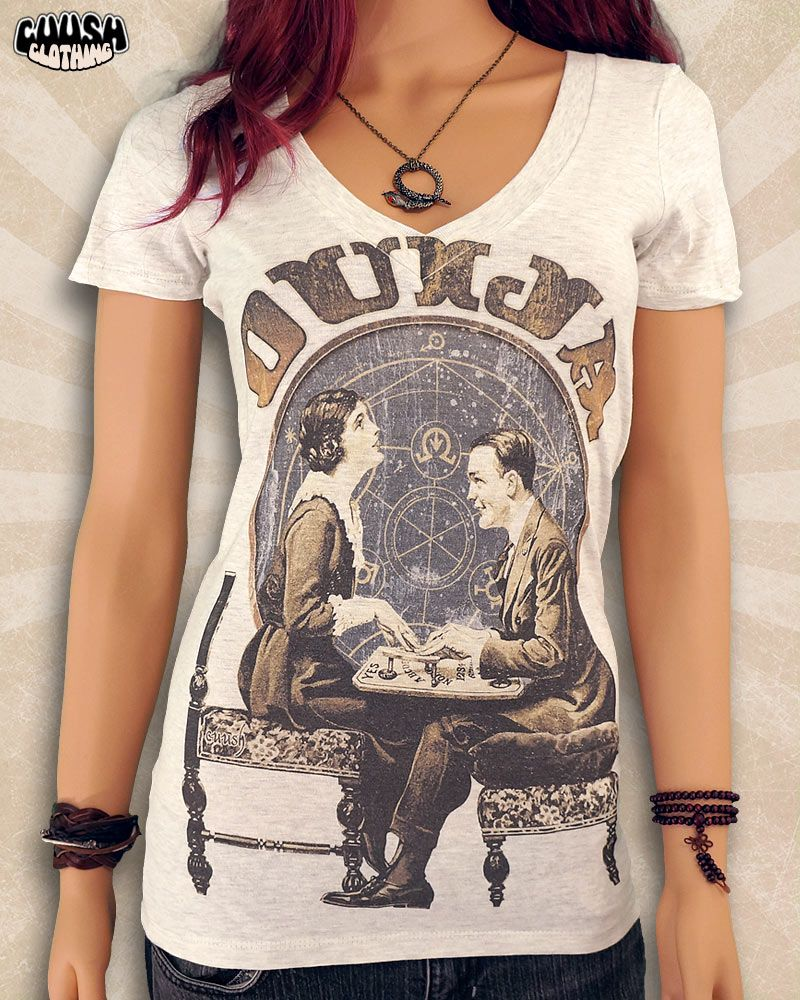 Ouija Board - Occult Alchemy Oujia T-Shirt   Ouija, Occult and Alchemy e2e73f341a