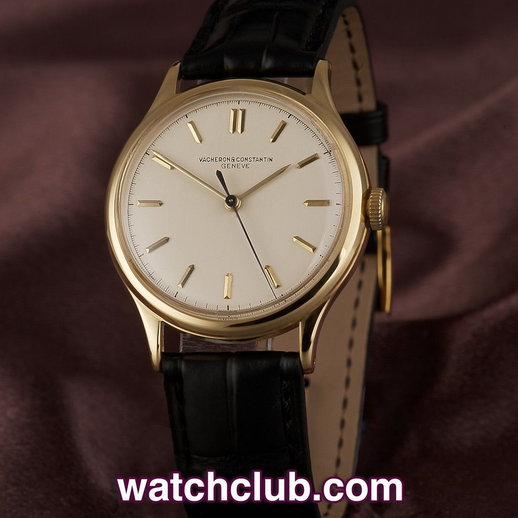 Vacheron Constantin Vintage Gents Dress Watch Ref P454 5c Year Rolex Parts Diagram For Cal 3035 1 Gent39s Datejust As It 1946 This Is A Lesson In Perfect Classic Design