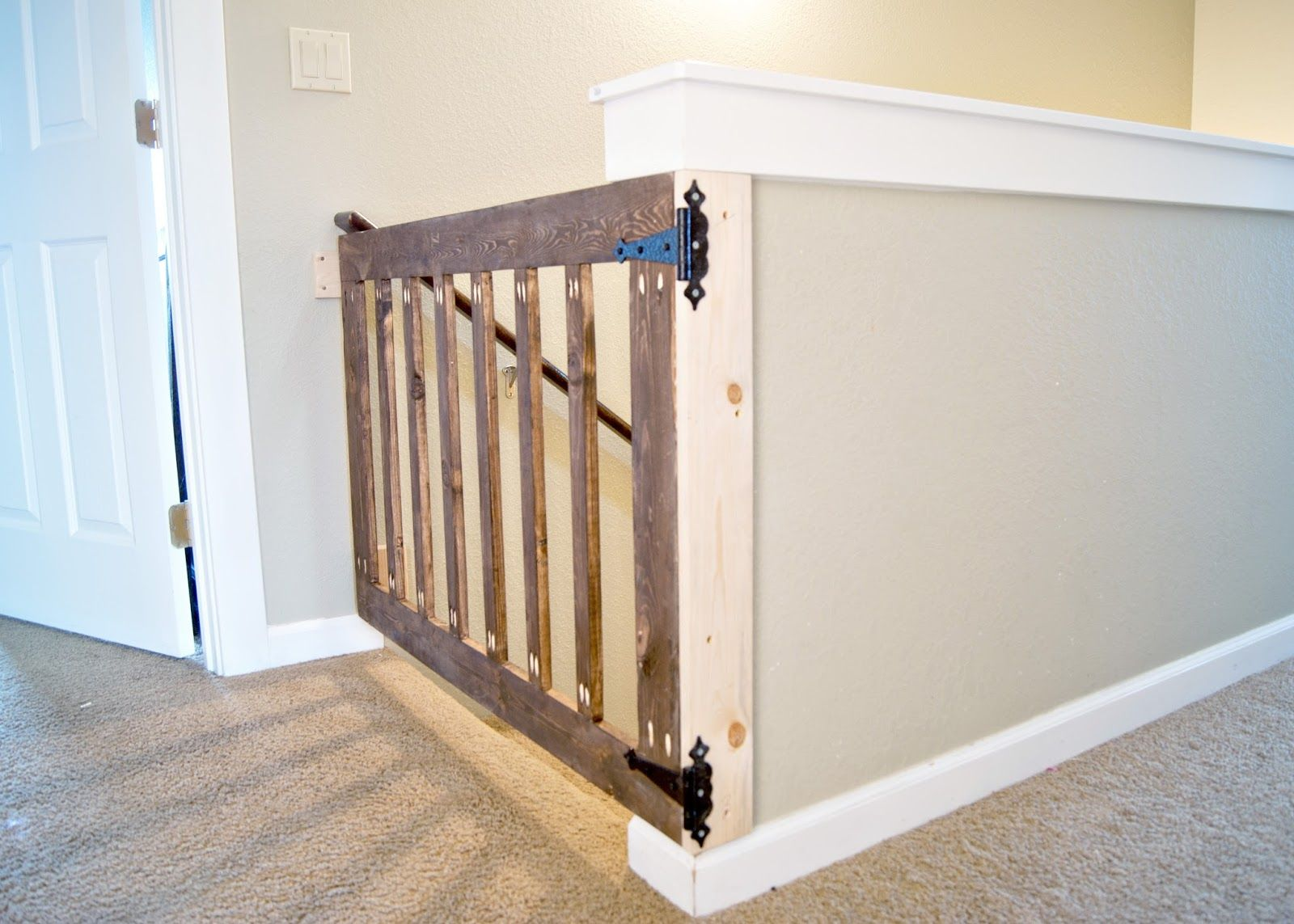 Custom Baby Gate Baby Gates Gate And Babies