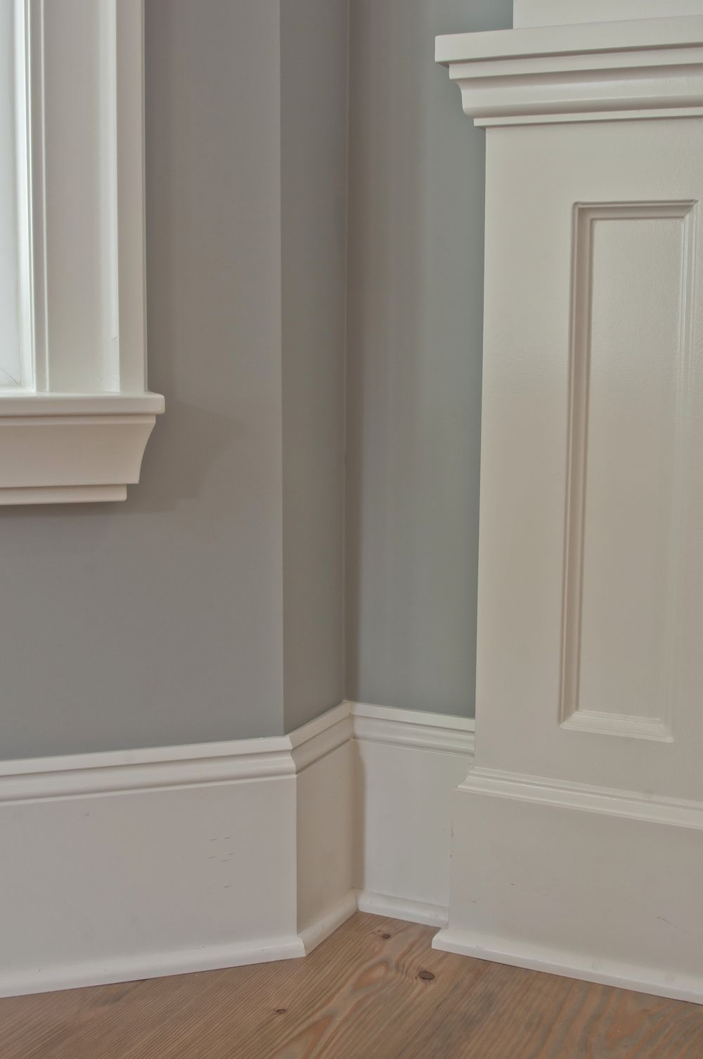 Off White Walls With Grey Trim The Three Best Off Whites By Benjamin Moore - Vancouver Painting  Contractors: Warline