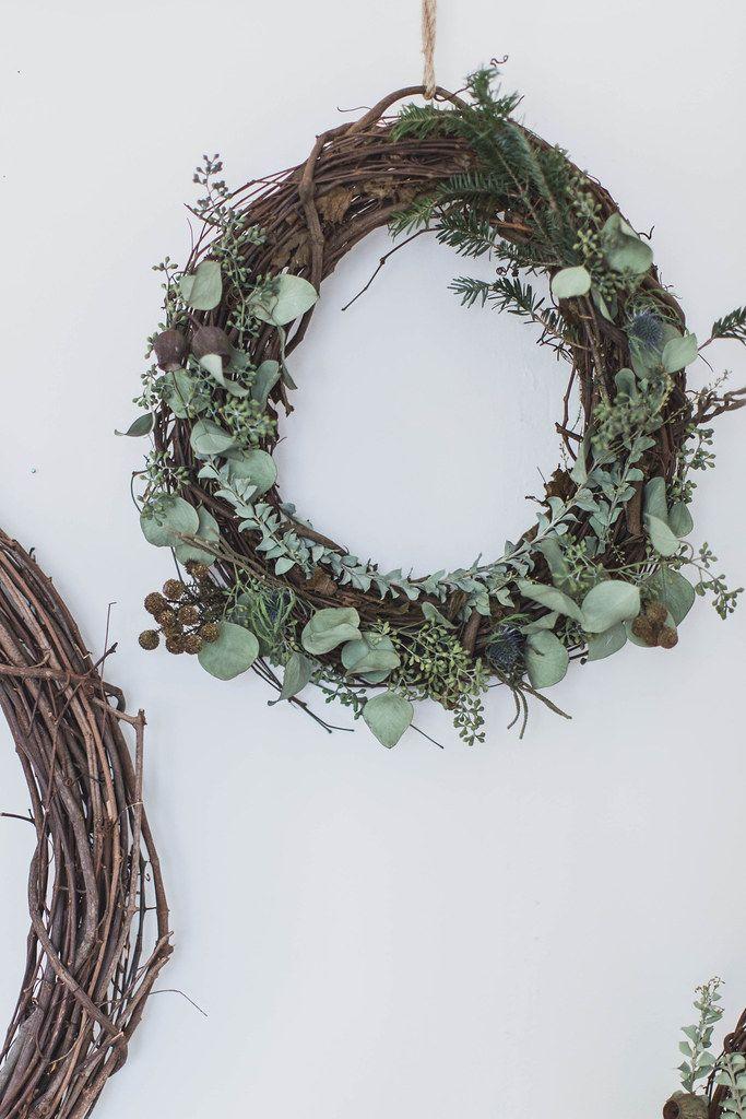 Photo of diy woven wreaths