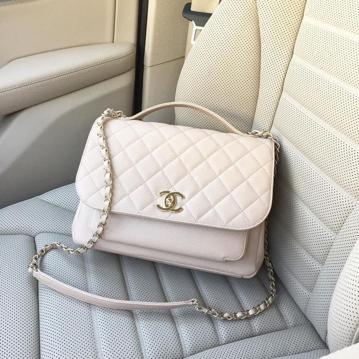 Photo of Chanel Business Affinity Bag