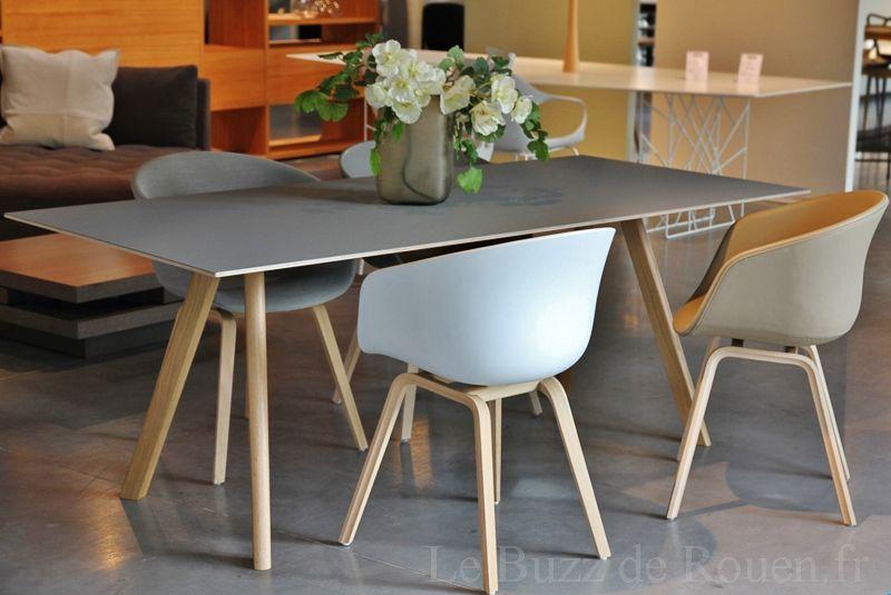Hay Copenhague Tafel : Tafel hay spisestue table salle à manger und table salle à manger