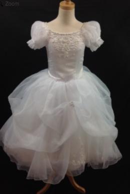 Christie Helene Communion Gown. BocelliBoutique.com Designer #CHRISTIEHELENE #FIRSTCOMMUNION dress - style #P1293
