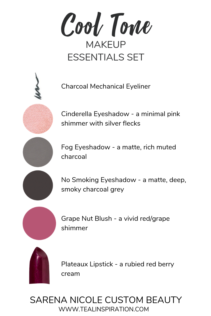 Cool Essentials Collection in 2020 Skin tone makeup