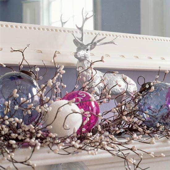 Contemporary Christmas Decorating Ideas google image result for http://housetohomedia.ipcdigital.co.uk