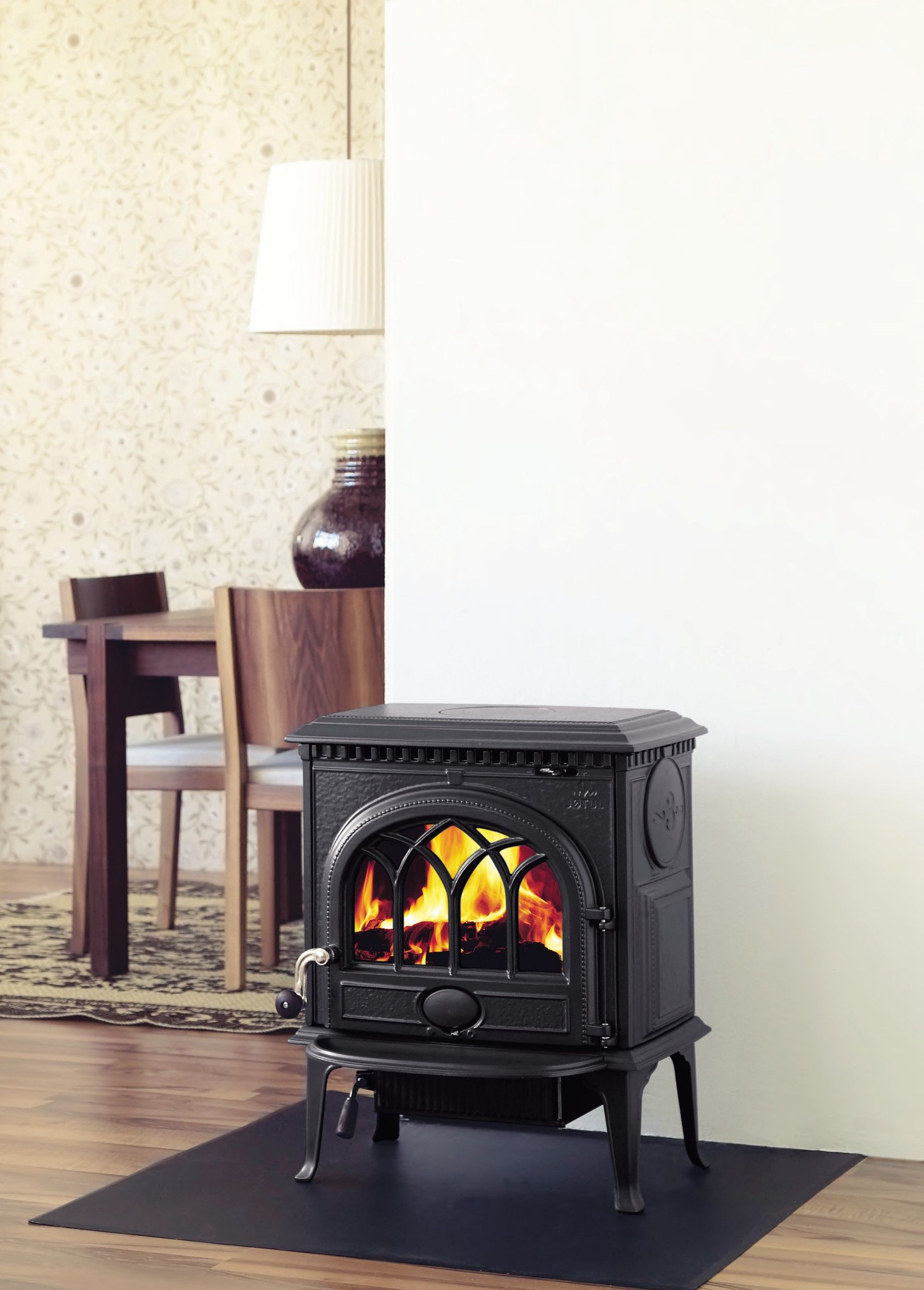 the jotul f 3 cb is the most cost effective heating solution in