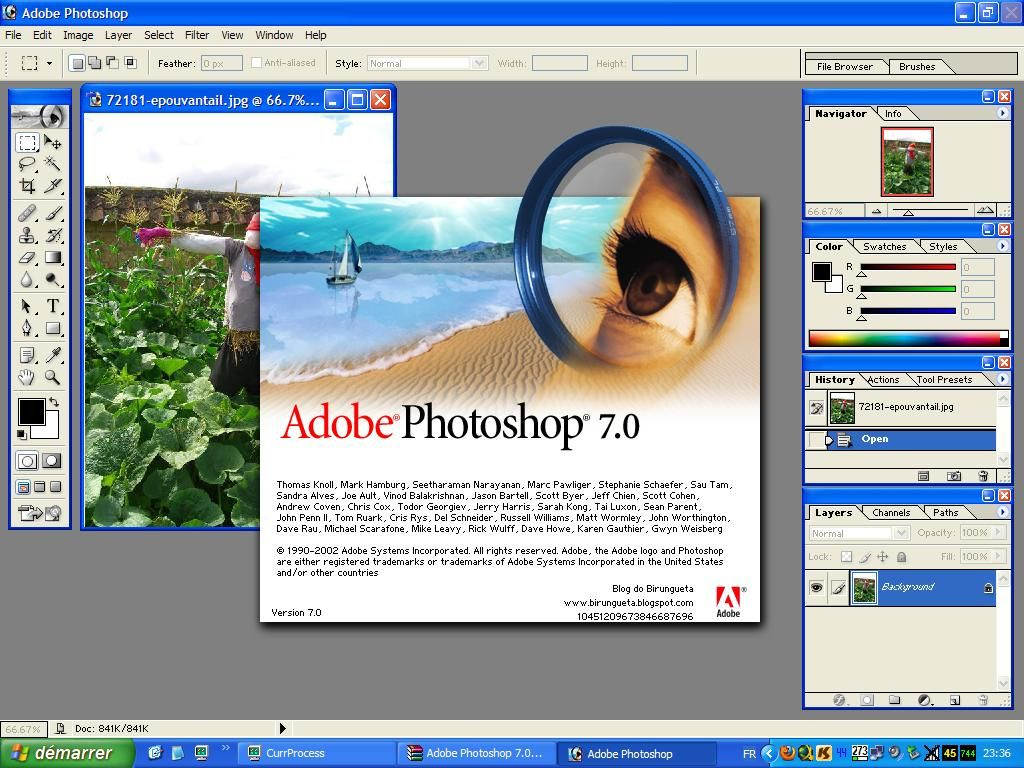 Adobe Photoshop CS7 Free Download ~ Download Freeware | Software | Pinterest | Adobe photoshop ...