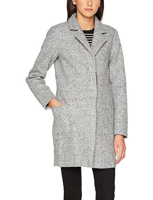 Only Damen Mantel Onlarya Coat Cc Otw Only Amazonde Bekleidung