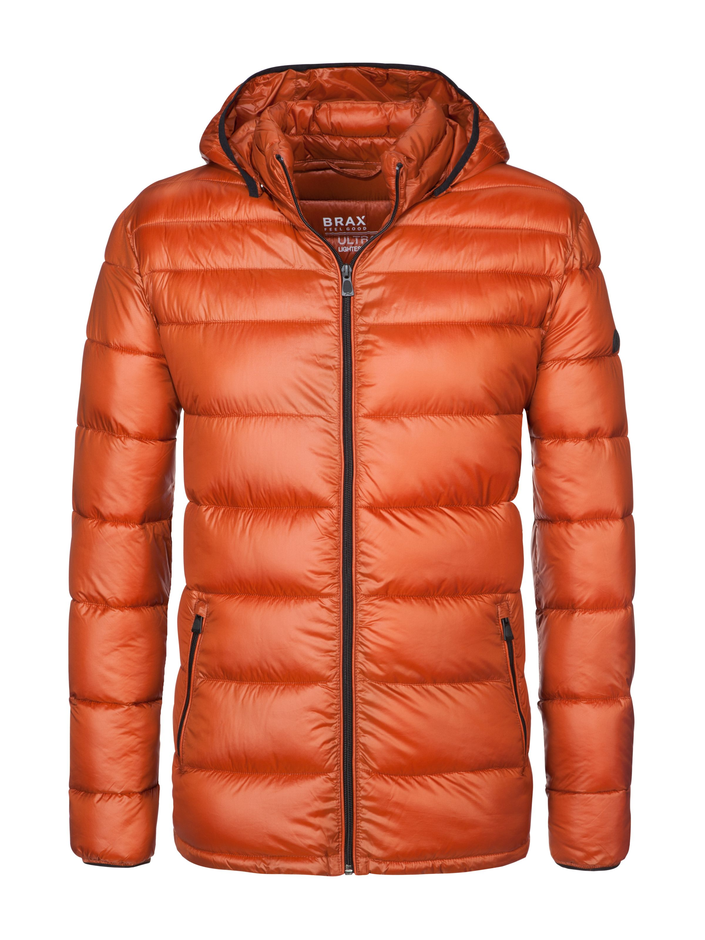 Brax Winterjacke, Dickson, orange in 2020 | Jacken