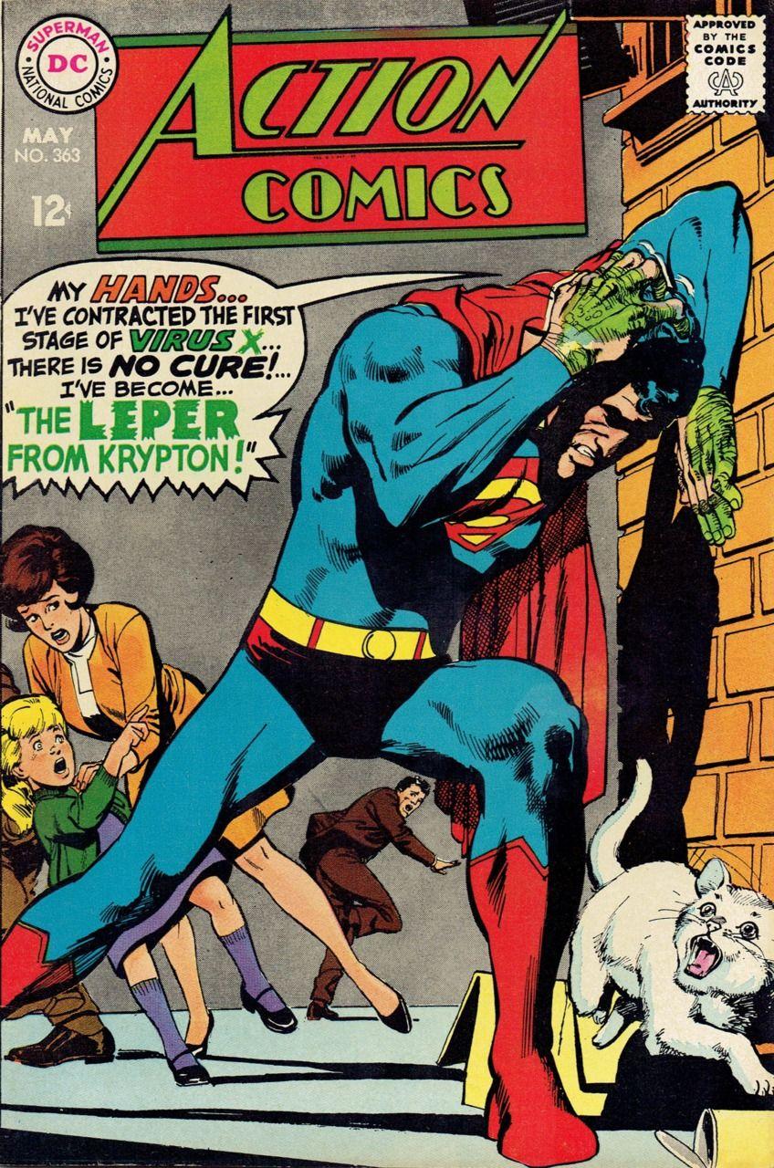 Action Comics # 363
