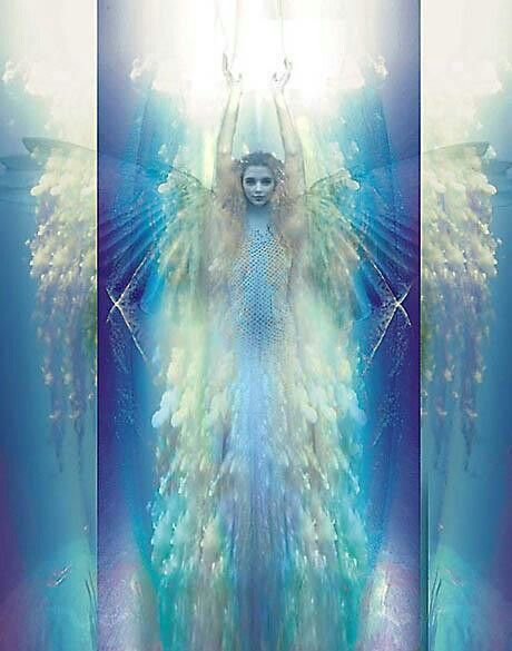 Intuition Spell – Receive Clearer Messages from the Spirits Our intuition  is the Universe's way to communicate with us. Once we hav… | Angel art,  Fairy angel, Angel