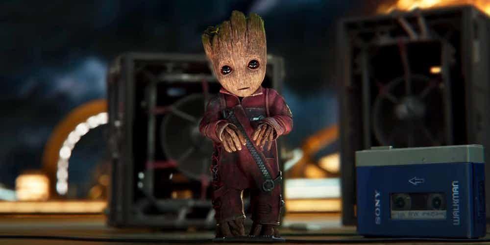 Guardiani della galassia vol.2: il più grande film e james gunn
