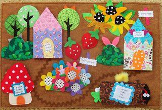 Lindy J Design: Fairy Quiet Book