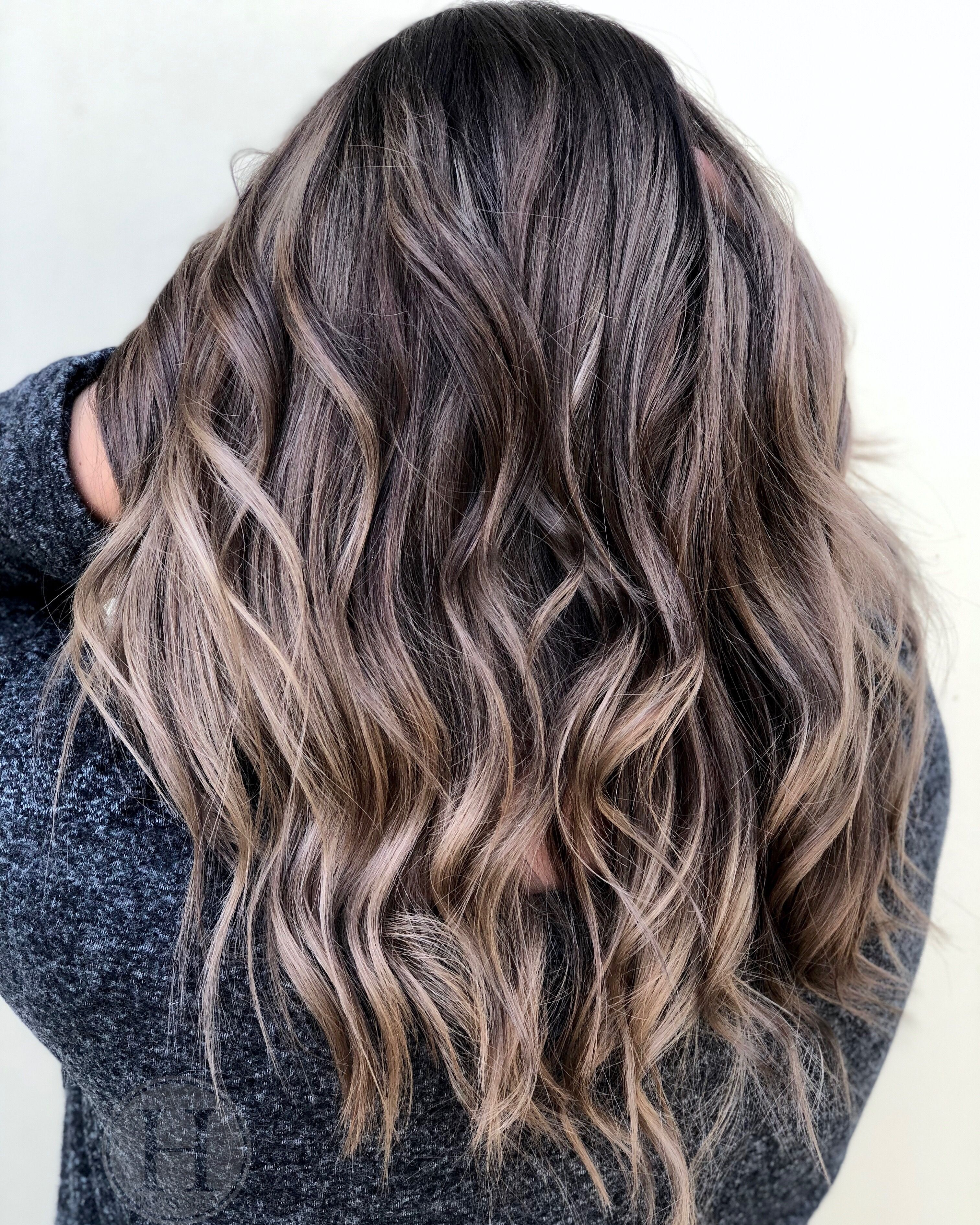 Chocolate Balayage Pulpriot Hair New Permanent Semi Demi Color