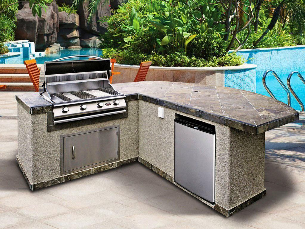 Improve Your Family Gathering Style With Modular Outdoor Kitchens. Get The  Ideas From Our Photos