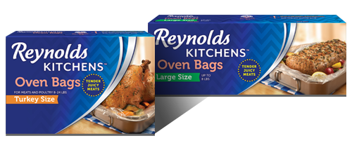 The Easy Way to Make a Moist Thanksgiving Turkey in an Oven Bag | Reynolds Kitchens