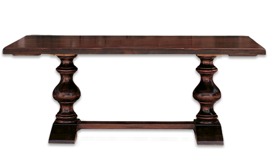 arhaus palm beach gardens. Arhaus Tuscany Trestle Table Palm Beach Gardens