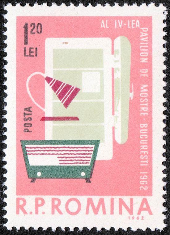 Romania, 1962.