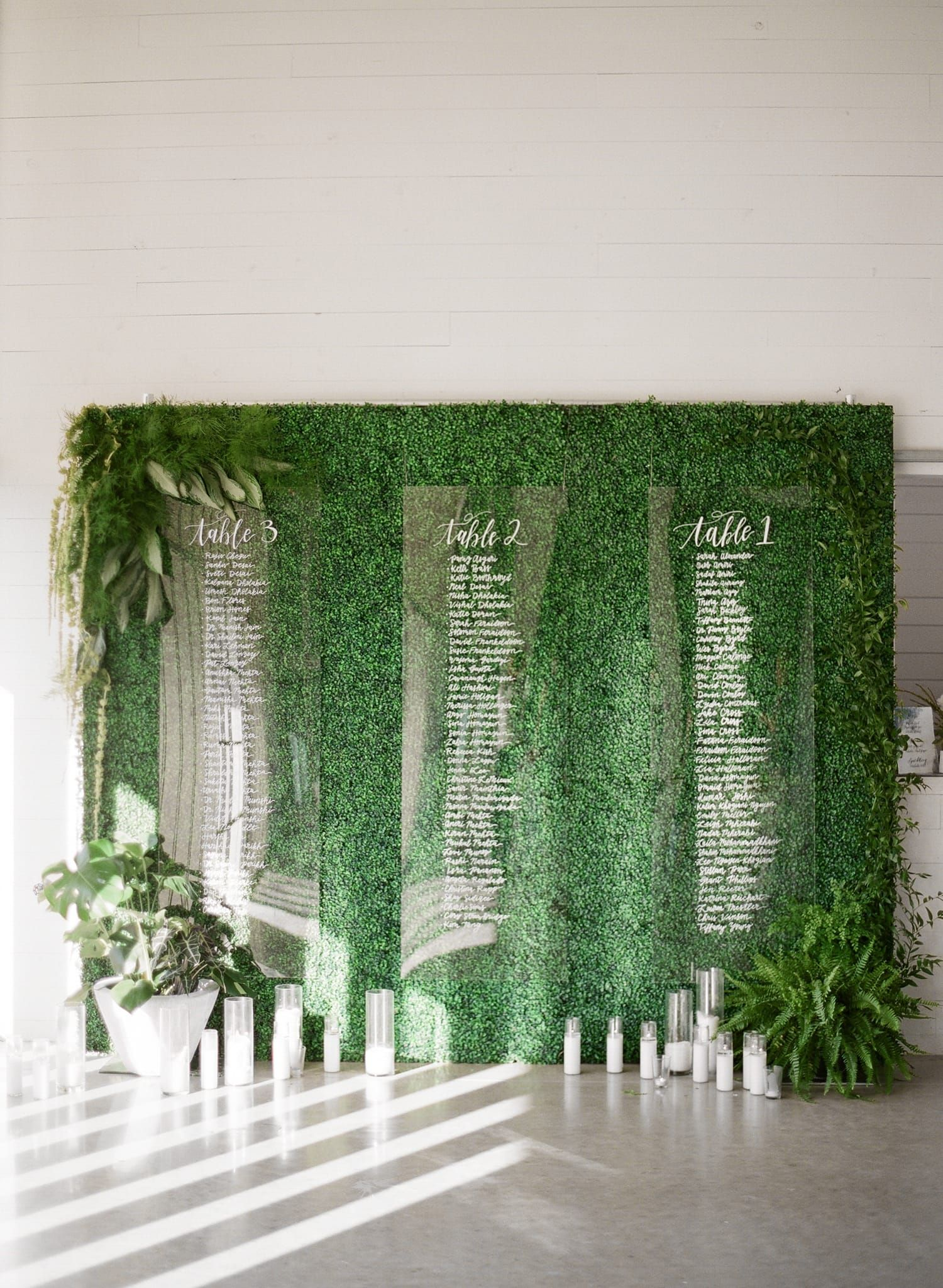 This Prospect House Event Sent Shockwaves Throughout The Wedding World Seating Chart Wedding Wedding Trends Seating Plan Wedding