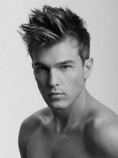 Spiked Modern Hairstyles For Men   Hair   Pinterest   Modern ...