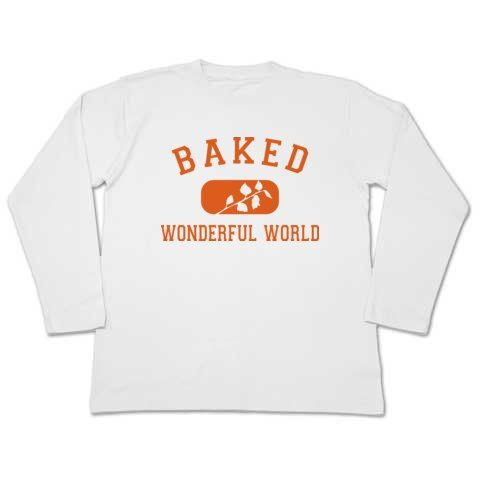 WONDERFUL WORLD 02 | デザインTシャツ通販 T-SHIRTS TRINITY(Tシャツトリニティ)