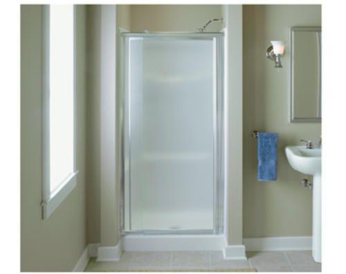 Showers At Menards Vista Pivot Ii Shower Door At Menards