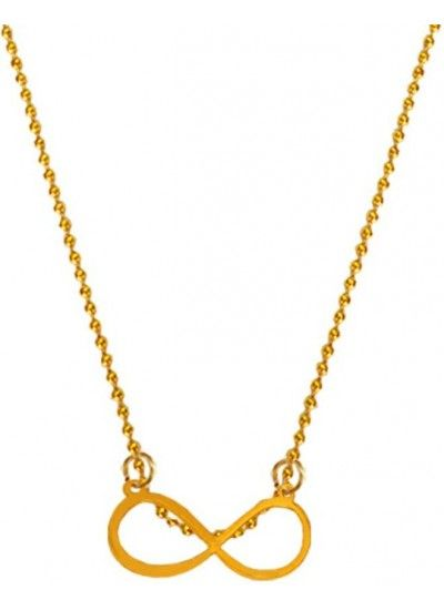 New collection gold valentine day special love for infinity pendant new collection gold valentine day special love for infinity pendant heart shaped pendant for couples aloadofball Images