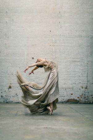 Amy Osaba Events | NYC Ballet Shoot | Meghan Kay Sadler Photography