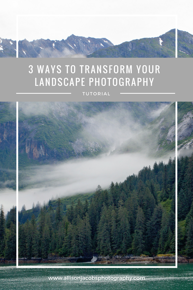 3 Ways To Transform Your Landscape Photography Photography Tutorials And Tips Best Landscape Photography Photography Landscape Photography