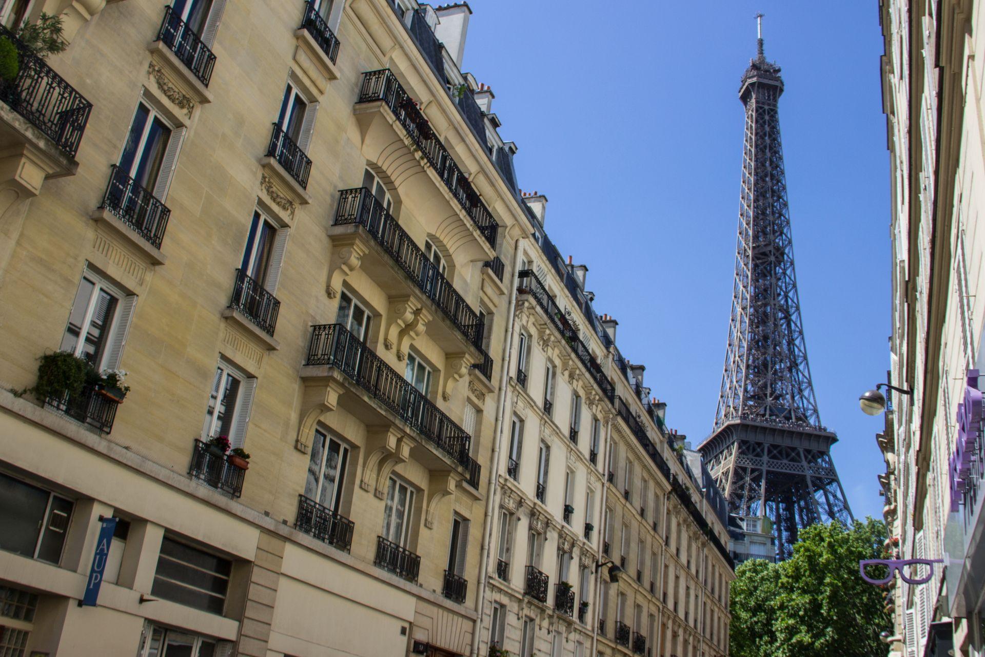 Rue de monttessuy paris 7th paris 7 me paris france for Louer meuble paris