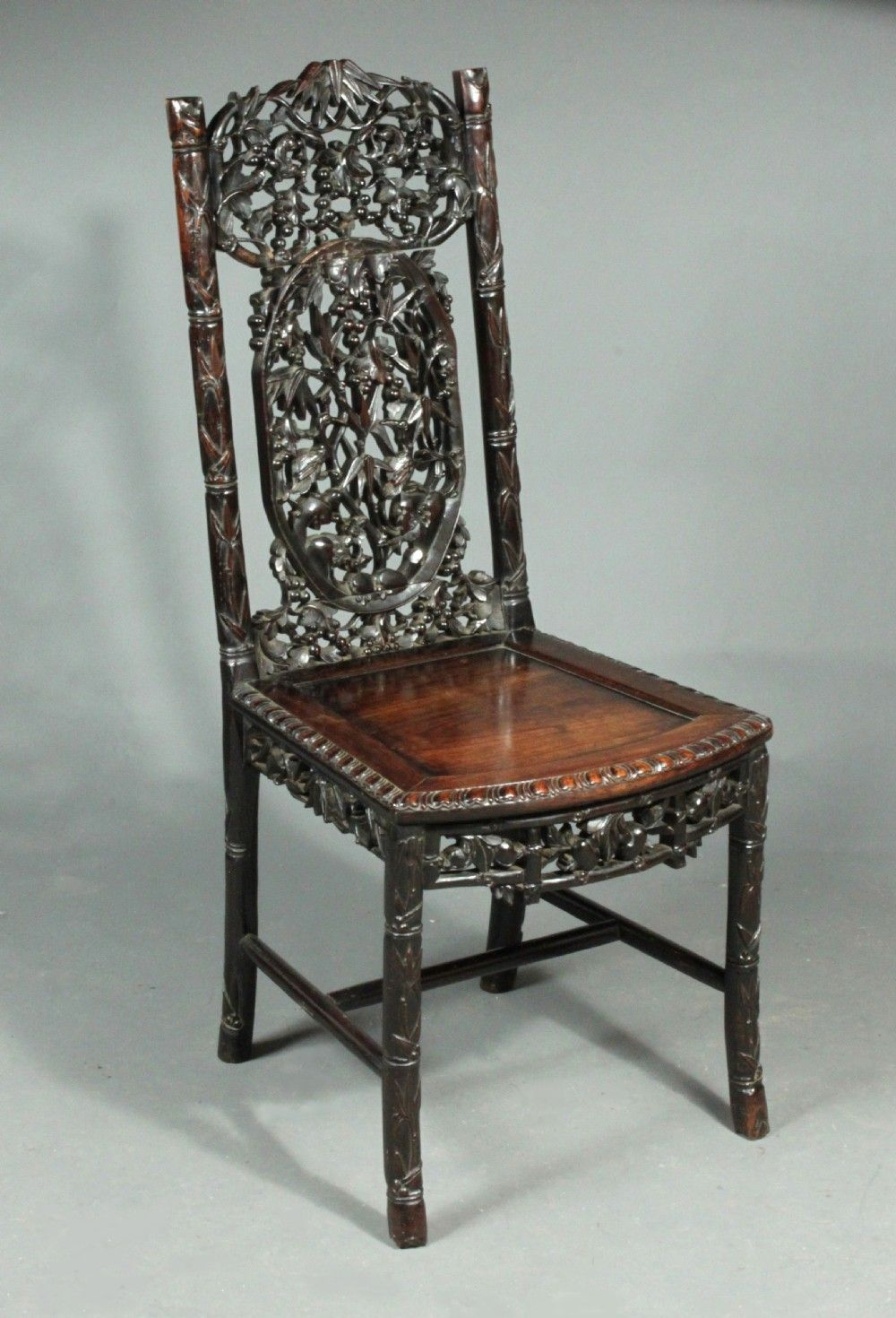 ANTIQUE CHINESE CHAIR - ANTIQUE CHINESE CHAIR Furniture Pinterest Woods
