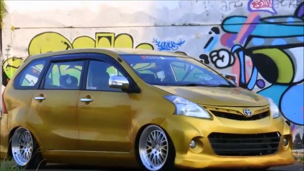 Modifikasi Mobil Avanza Veloz Ceper Modifikasi Mobil Mobil Mobil Modifikasi