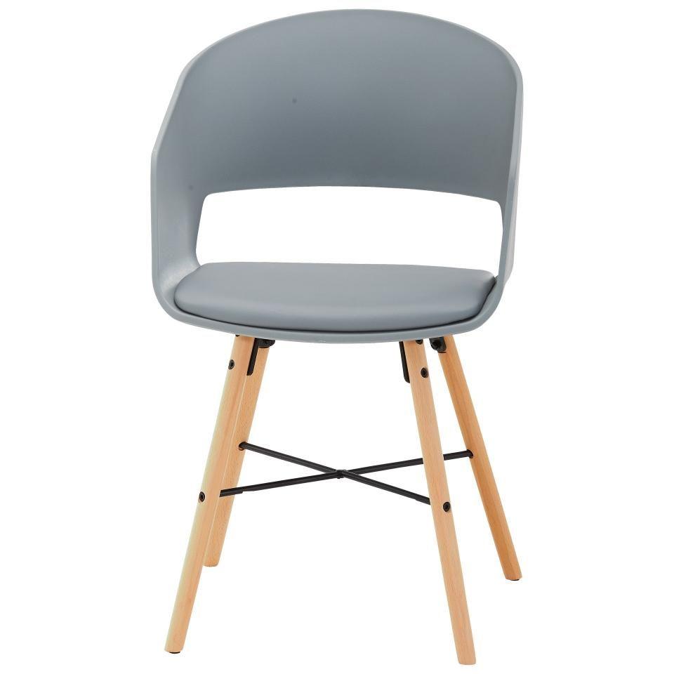 Schalenstuhl Suldrup Sitzkissen Grau Sitzkissen Stuhle Und