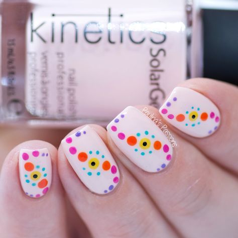 Paulinas Passionskinetics Escape Collection Nail Art Designs With