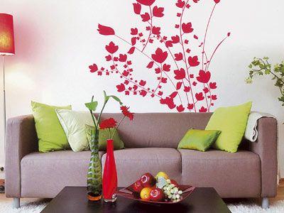 A kisméretű nappali elengedhetetlen kelléke a kanapé az egyetlen ...