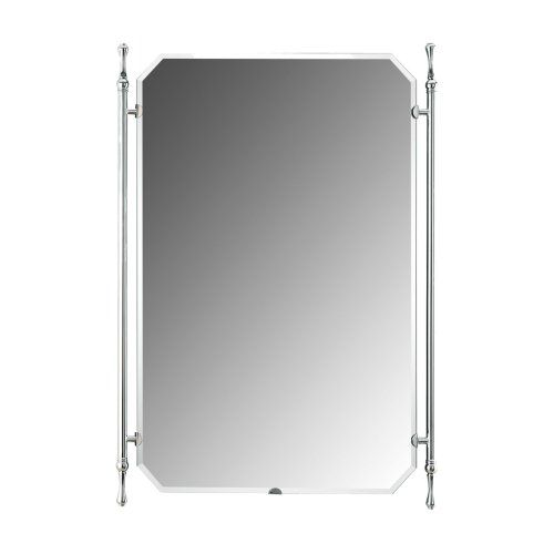 Quoizel Bathroom Mirrors quoizel elite 34-inch large mirror | amazon | mad about mirrors