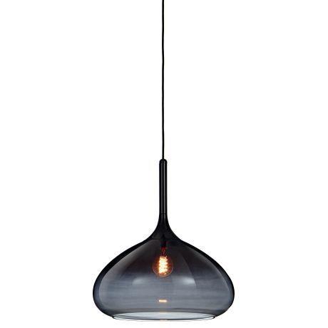Deckenleuchte Cooper, modern, Glas Vorderansicht Lampen - deckenleuchten wohnzimmer modern