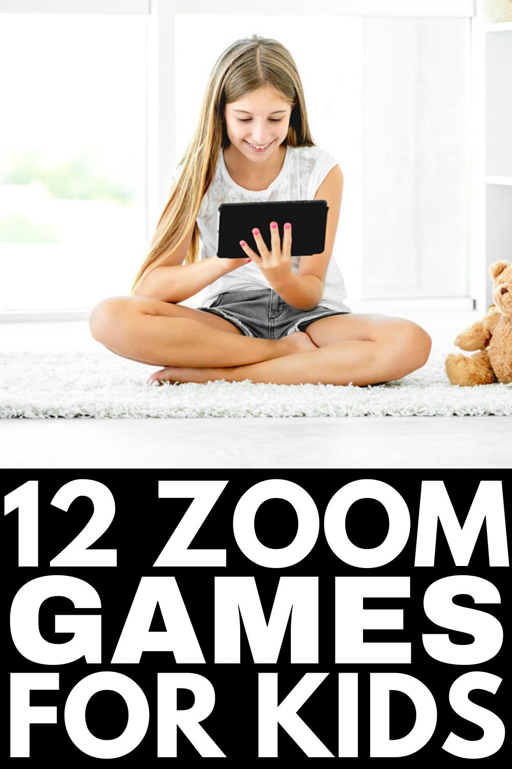 Zoom Games for Kids 12 Online Activity Ideas to Keep Kids